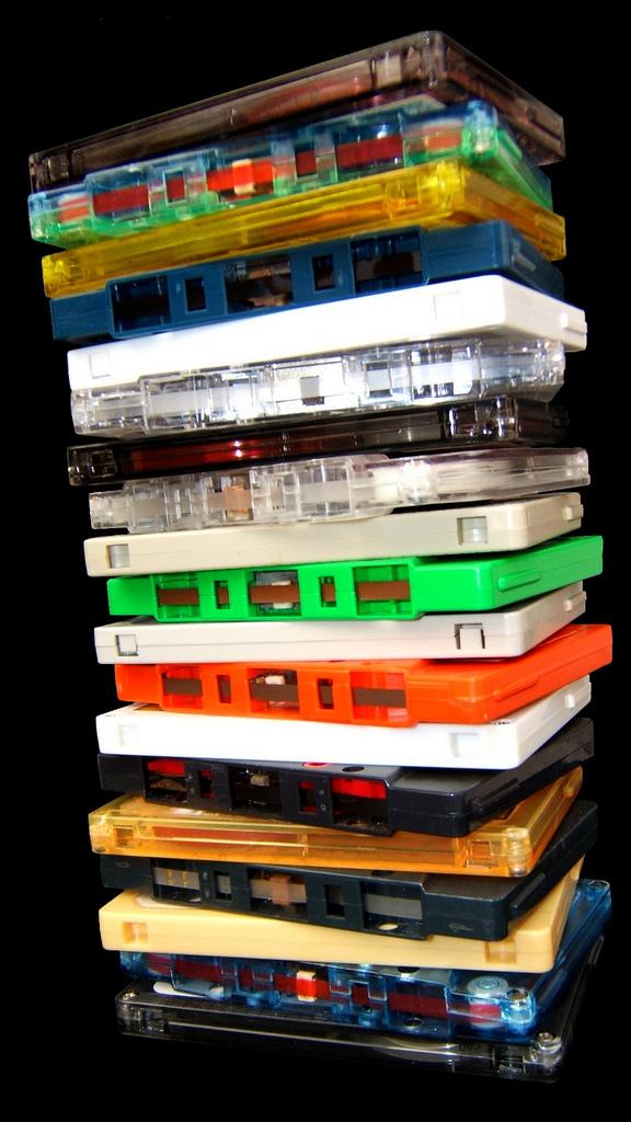 matériel pour transfert k7 audio sur cd